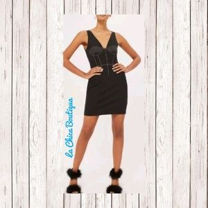 TOPSHOP Body Con- Little Black Dress